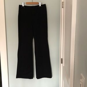 Club Monaco wide-legged cotton trousers
